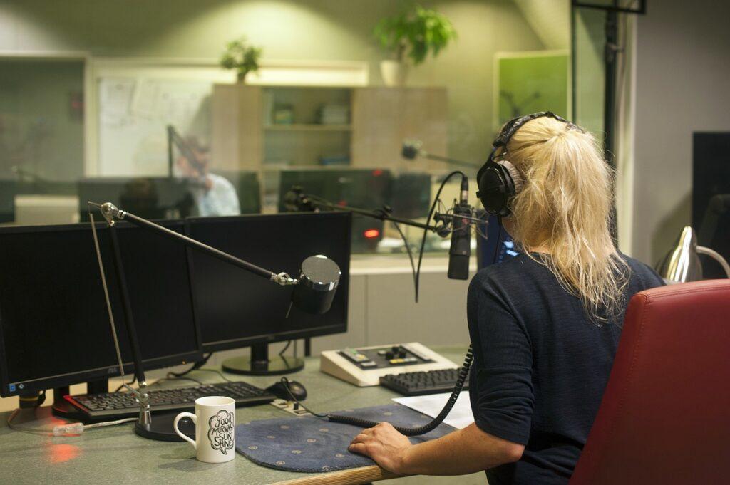 Producción para radio
